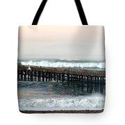 Ventura Storm Pier Tote Bag