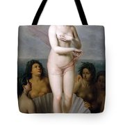 Venus Anadyomene Tote Bag