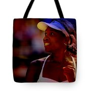 Venus Williams Tote Bag