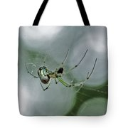 Venusta Orchard Spider Tote Bag
