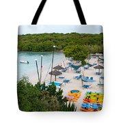 Verandah Resort Tote Bag