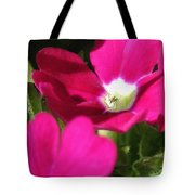 Verbena From The Ideal Florist Mix Tote Bag