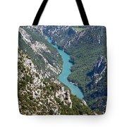 Verdon River  Tote Bag