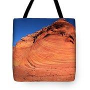 Vermilion Mounds Tote Bag