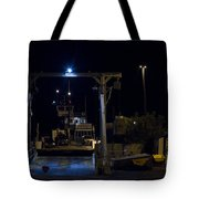 Vermont Ferry 2 Tote Bag