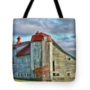 Vermont Rustic Beauty Tote Bag by Deborah Benoit