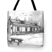 Vermont Summer Camp 1 Tote Bag