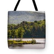 Vermonts Lake Fairlee Tote Bag