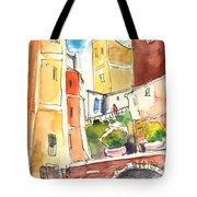 Vernazza In Italy 02 Tote Bag
