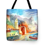 Vernazza In Italy 07 Tote Bag
