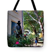 Vernon-wister House Tote Bag
