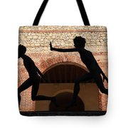 Verona Sculpture Tote Bag