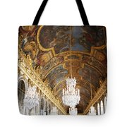 Versailles Hall Of Mirrors Tote Bag