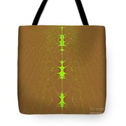 Vertebrae II Tote Bag