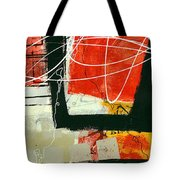 Vertical 1 Tote Bag