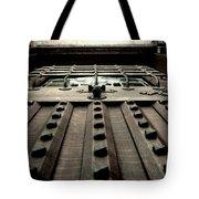 Vertical Entry Tote Bag