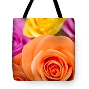 Very Bold Bunch Tote Bag