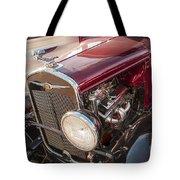 Very Cool Vintage 1930 Chrysler Hot Rod  Tote Bag