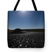 Very Hard Tarmac - Boeing 787 Tote Bag by Marcello Cicchini