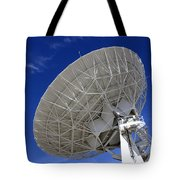 Very Large Array Of Radio Telescopes 4 Tote Bag