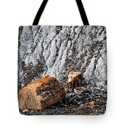 Very Old Logs Tote Bag