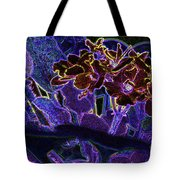 Very Very Violets Tote Bag