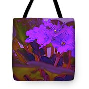 Very Violets  Tote Bag