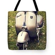 Vespa Gs Tote Bag