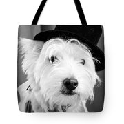 Veteran Vaudeville Stage Actor Tote Bag