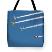 Veterans Day Flyover - Overhead Tote Bag