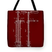 Veterinary Molar Extraction Patent 1911 Tote Bag