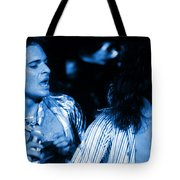 Vh #2 In Blue Tote Bag