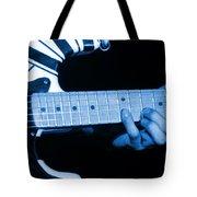 Vh #20 In Blue Tote Bag