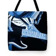 Vh #3 In Blue Tote Bag