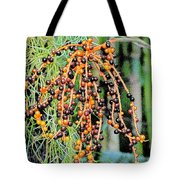 Vibrant Berries Tote Bag