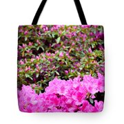 Vibrant Colors Tote Bag