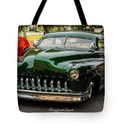 Vibrant Mercury Tote Bag