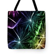 Vibrant Wishes Tote Bag