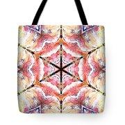 Vibrations Of Light Tote Bag