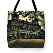 Viceregal Lodge Shimla Tote Bag