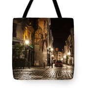 Victor Sackville In The Dark Tote Bag by Juli Scalzi