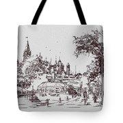 Victoria Art 013 Tote Bag