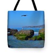 Victoria Beach Tote Bag