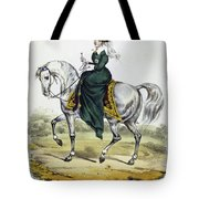 Victoria Of England, C1837 Tote Bag