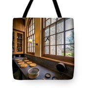 Victorian Baking Tote Bag by Adrian Evans