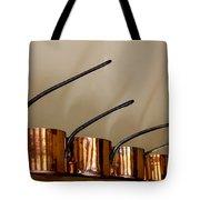 Victorian Copper Pots Tote Bag
