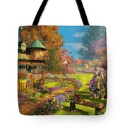 Victorian Dream Tote Bag