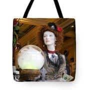 Victorian Fortune Teller Tote Bag