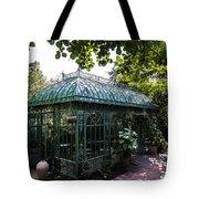 Victorian Greenhouse Tote Bag