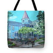 Victorian Greenville Tote Bag